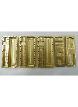 CNC Brass Prototype