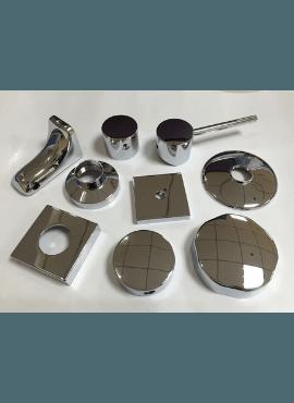 CNC Zinc Prototype