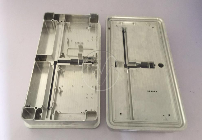 CNC machining rapid metal prototyping
