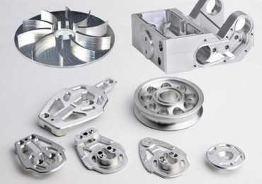 Metal CNC Machining-Aluminum
