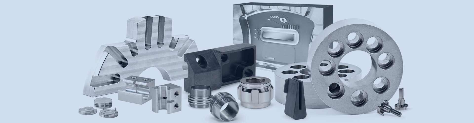 Metal CNC Machining