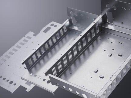 sheet metal processing samples