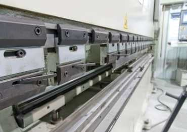 sheet metal processing production