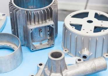 Aluminum Die Casting-Electronic Equipment