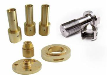 CNC Turning Parts-Electronic Accessories