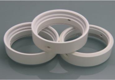 CNC Turning Parts---PEEK Material