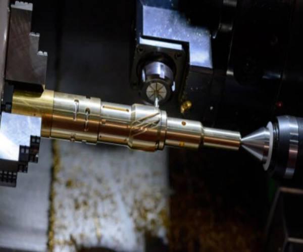 CNC Turning Parts Processing