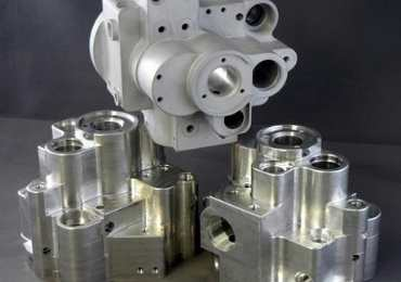 5 Axis CNC Parts