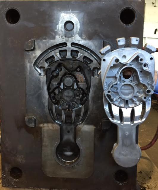 Aluminum die casting 19