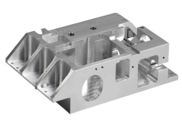 CNC Milling Aluminum Car Parts
