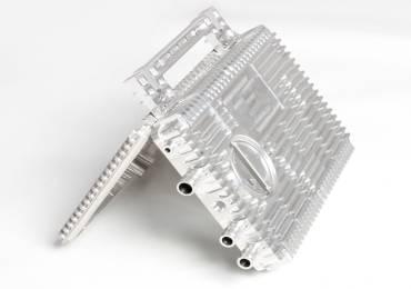 CNC Milling Aluminum Case
