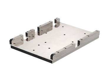 CNC Milling Aluminum Medical Equipment