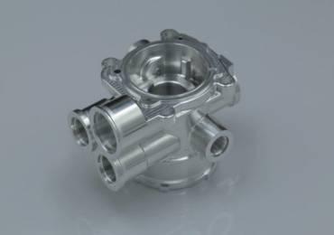 CNC Milling Parts-Aluminum Material