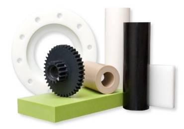 CNC Milling Parts-Plastic Material
