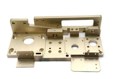 CNC Milling Parts- Stainless Steel Material