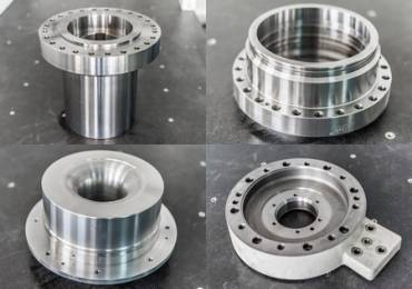 CNC Milling Parts---Stainless Steel Material