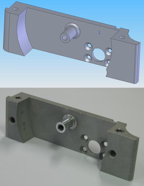 CNC prototype 9