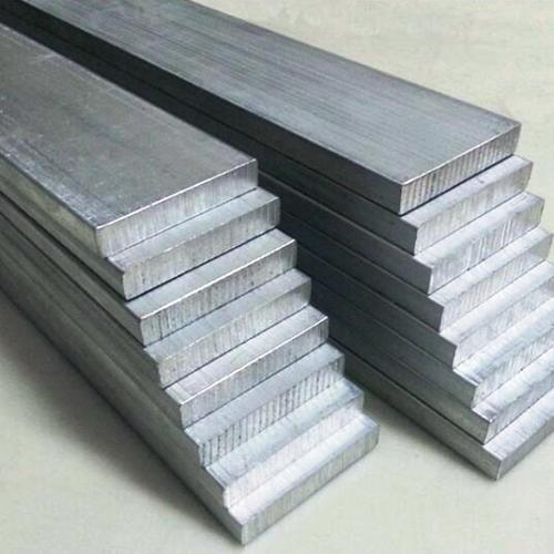 Plates of aluminium 7075