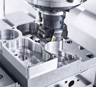 Machined Aluminum parts