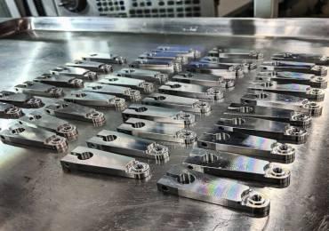 Low Volume CNC Machining Aluminum Parts