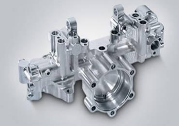 CNC Aerospace Parts