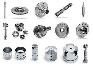 CNC Turning Lathe Customized Parts