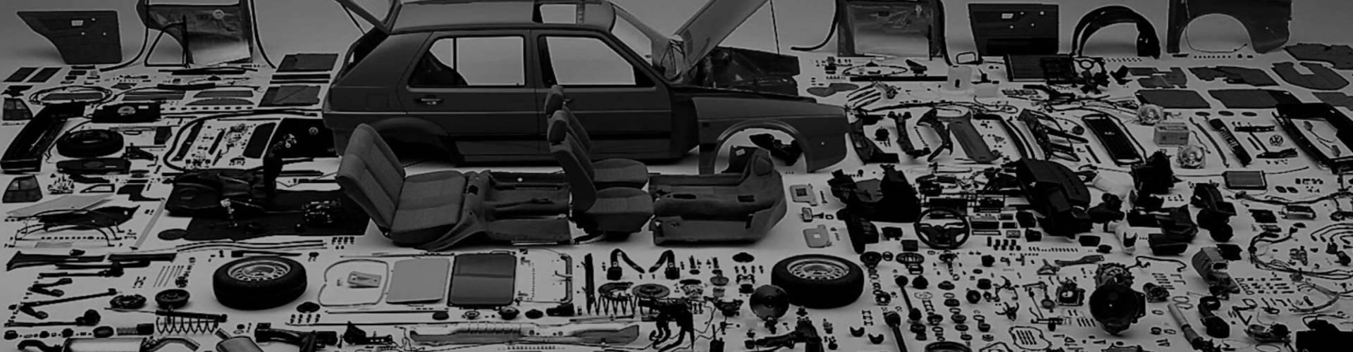 CNC Car Parts banner