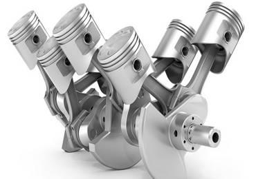 CNC Bike Parts-Car Engine