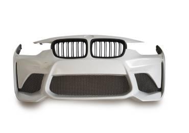 CNC Car Parts-Bumper