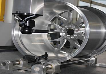 CNC Car Parts-Wheel