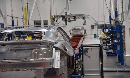 Figure 12 - CNC Car Parts Manufacturing