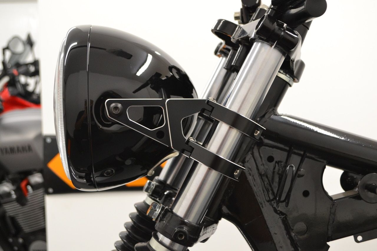Figure 13 - Create Your Motorcycle with CNC
