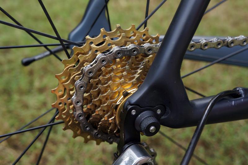 Figure 2 - CNC Produced Bikes