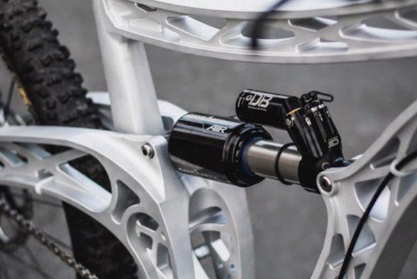 Figure 3 - A Reliable CNC Bike