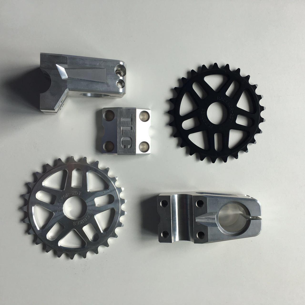 Figure 8 - Custom CNC Machined Parts