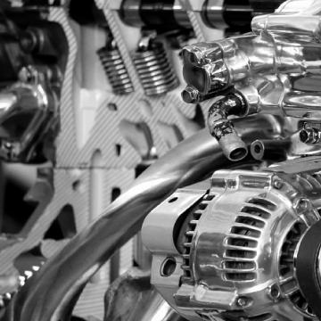 Figure 9 - Automated CNC Car Parts Production